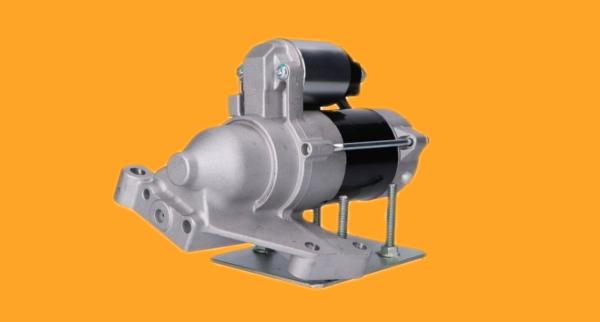 Anlasser Starter für JEEP Compass/Patriot (MK49 MK74) 4x4x 2.0 CRD MT 12V 2,0 kW