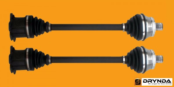 2xANTRIEBSWELLE FÜR AUDI A4 1.8 T 1.9TDI 2.0 FSI 2.4 2.5 TDI 3.0 SEAT AUTOMATIK li+re